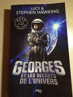 Georges et les Secrets de l'Univers, Lucy et StephenHawking