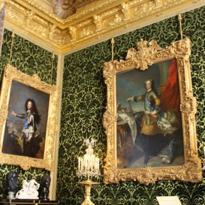Louis XV, par Jean-Baptiste Van Loo