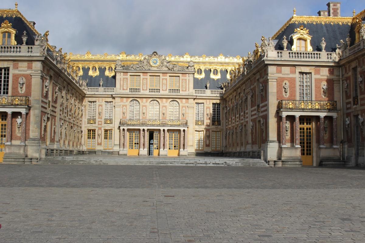 Escapade à Versailles #1 ~ LeChâteau