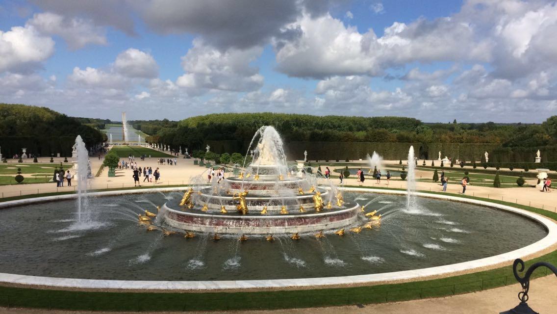 Escapade à Versailles #2 ~ LesJardins